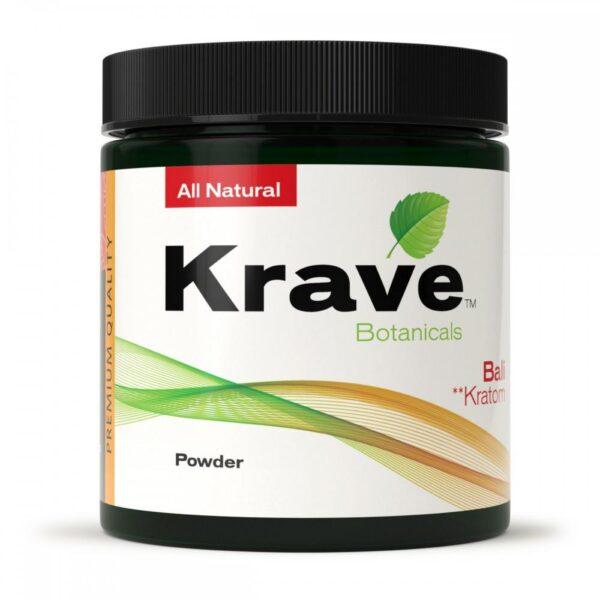 Krave Kratom Red Bali Powder