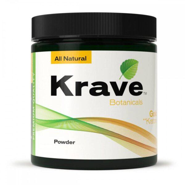 Krave Kratom Gold Powder