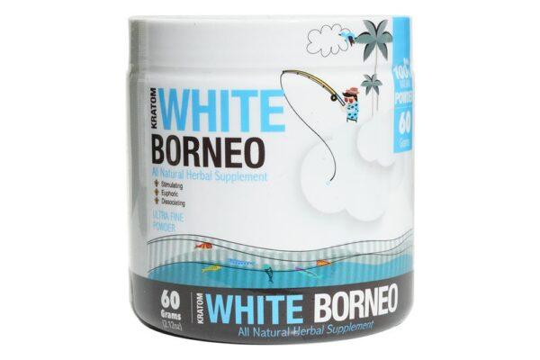 Bumble Bee Kratom White Borneo Powder