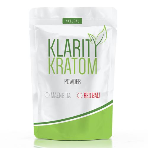 Klarity Kratom Red Bali Powder