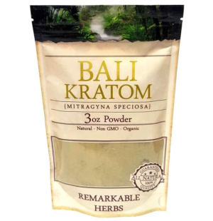 Remarkable Herbs Bali Kratom Powder