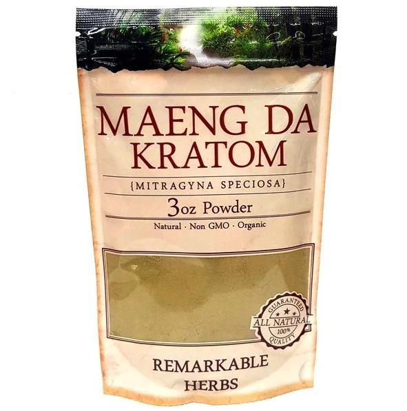 Remarkable Herbs Maeng Da Kratom Powder
