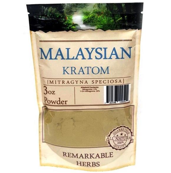 Remarkable Herbs Malaysian Kratom Powder