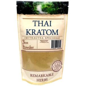 Remarkable Herbs Thai Kratom Powder