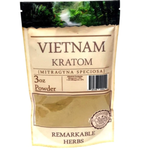 Remarkable Herbs Vietnam Kratom Powder