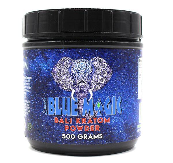 Blue Magic Bali Kratom Powder