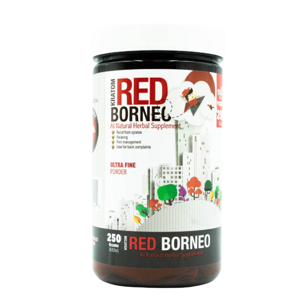 Bumble Bee Red Borneo Powder