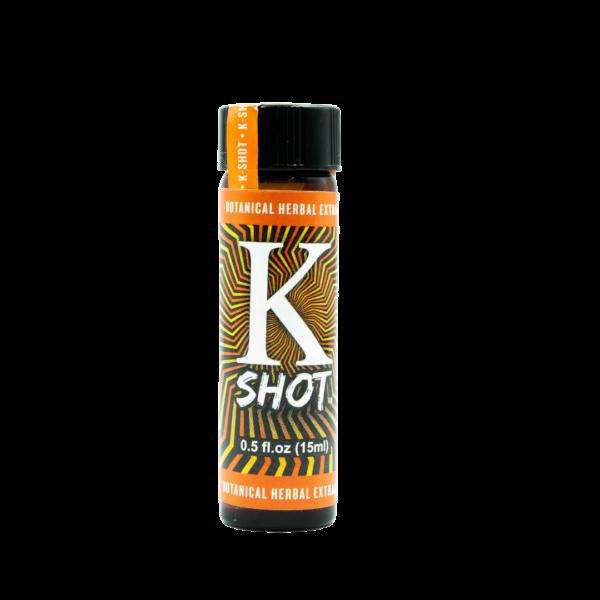 K Shot Liquid Kratom Shot
