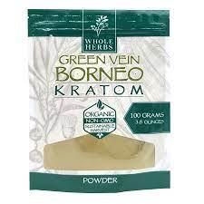 Whole Herbs Green Vein Borneo Kratom