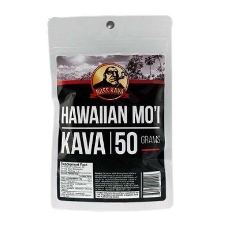 Boss Kava Hawaiian Mo`i Capsules