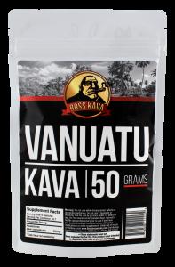 Boss Kava Vanuata Capsules