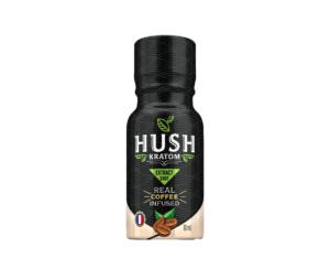 Hush Coffee Infused Kratom Shot